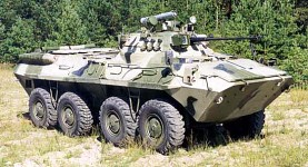 My Favorite Russian IFV's