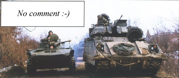 Bmd 2 And Bradley Image Armored Vehicle Lovers Group