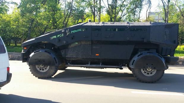 zil karatel 39 image armored vehicle lovers group mod db. Black Bedroom Furniture Sets. Home Design Ideas