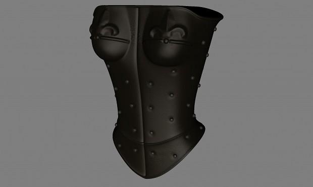 Body Armor WIP