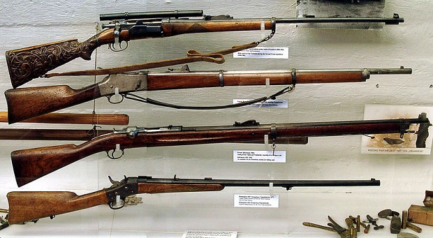 Rifles =D
