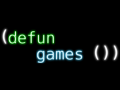 (defun games ())