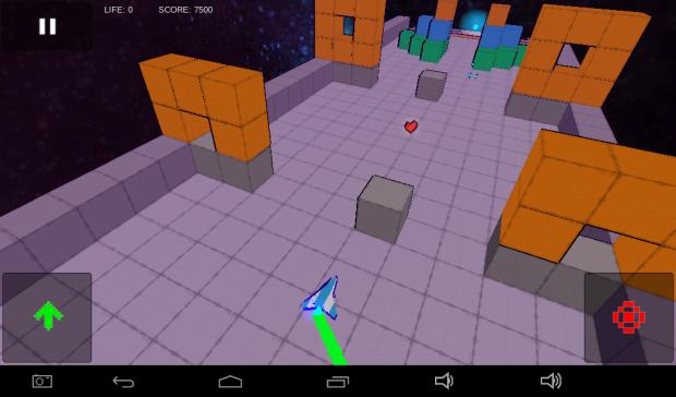 Star Rebel gameplay