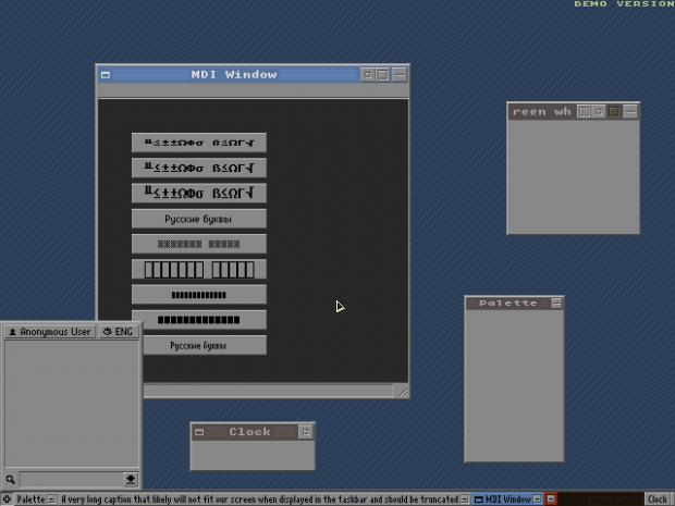 Prototyping GUI