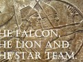 The Falcon, The Lion and The Star Team