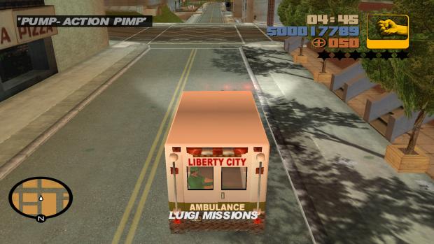 GTA III: Extended Gang War Screenshot 6