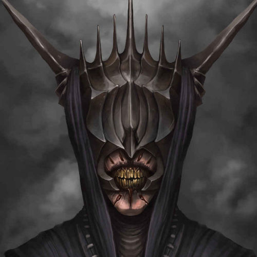 Mouth of Sauron Front