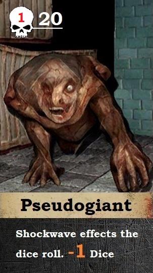 Threat Card: Psudogiant