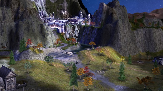 A way to Rivendell...