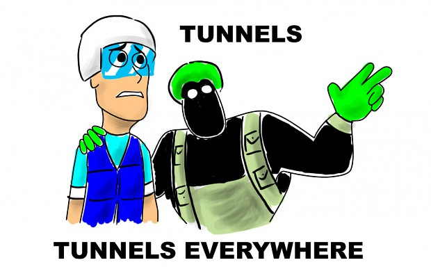 Tunnels...