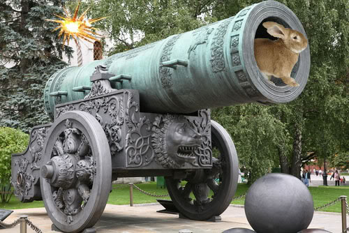 Bunny Cannon Graphic Image Artillery Lovers Group Mod Db