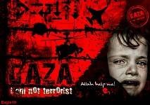 gaza iam your blood