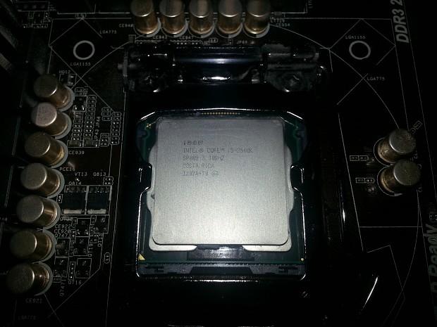 My Legend CPU