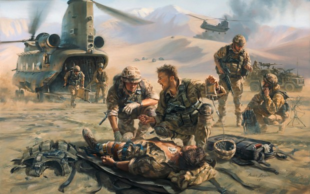 British Modern Forces