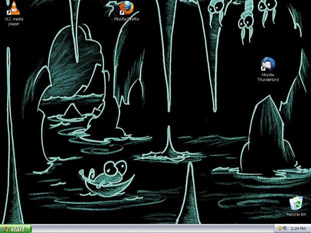 My Bat Desktop