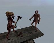 Spy VS Zombie