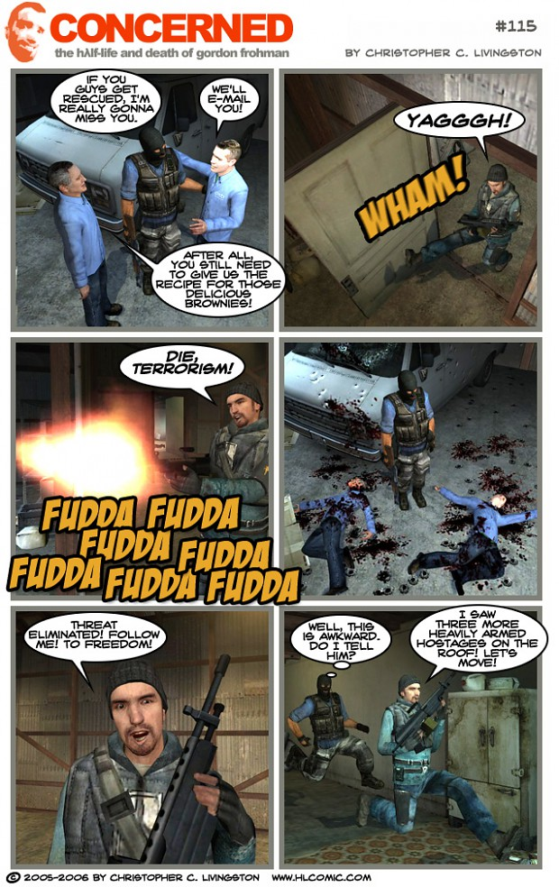 Counter Strike Mix-up