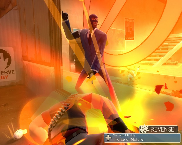 Epic Spy Killcam