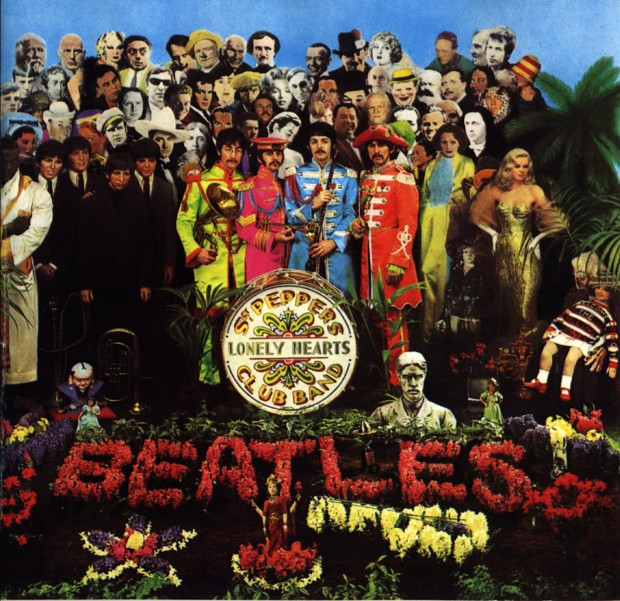 Sgt. Pepper's Loney Hearts Club Band
