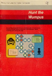 Hunt the Wumpus Box art