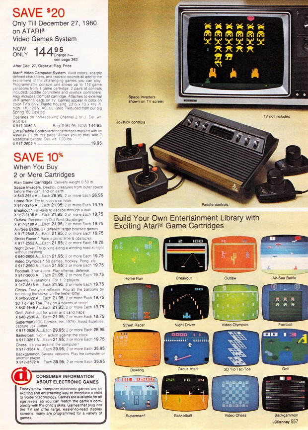 Time warp - 1980's