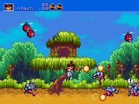 Gunstar Heroes (Sega Genesis - 1993)