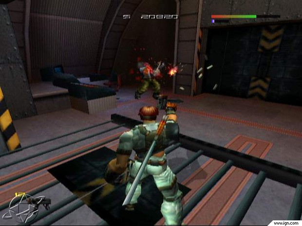 Fighting  Force 2 (for Dreamcast and PSX)