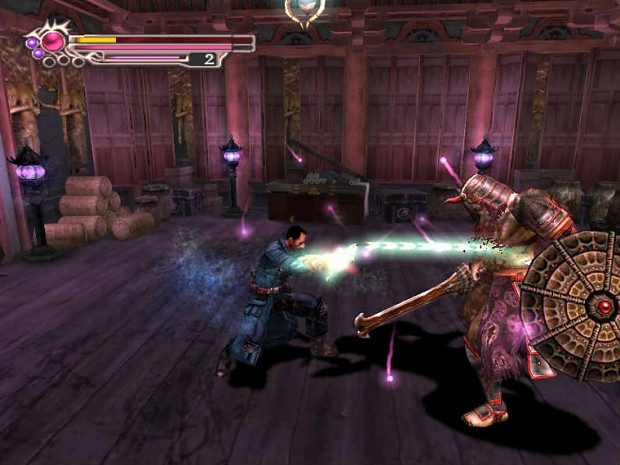 onimusha 3 demon siege image 6th generation gamers mod db
