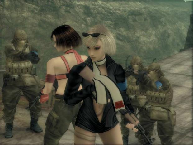Metal Gear Solid Online 3 Metal Gear Solid 3 Online