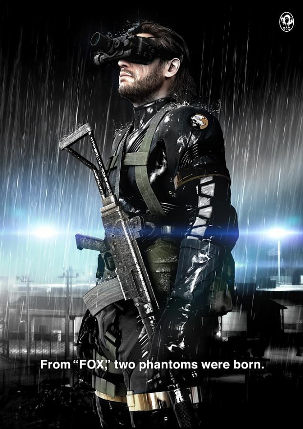 Metal Gear Solid:Ground Zeroes