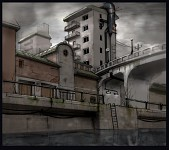 Concept Art from cancelled Half-Life 4