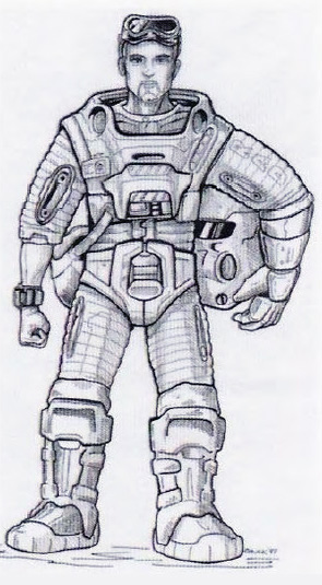 Dr Ivan Gordon Freeman Concept Art Image Half Life