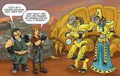 StarCraft Comedy