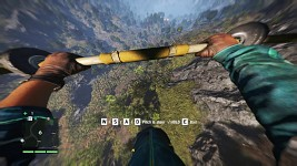 Far Cry 4 - Fixing FOV and Aiming issues -