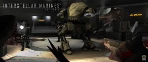 Interstellar Marines Kickstarter