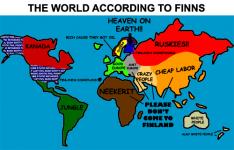 maailma suomalaisittain