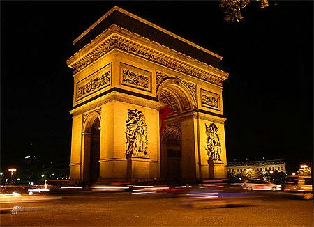 Arc de triomphe image France Mod DB