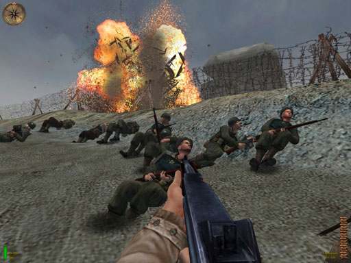Evolution: Medal of Honor