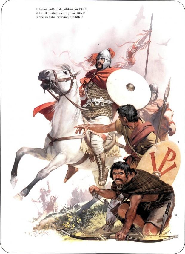 Romano British!