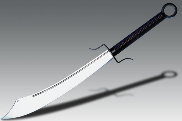 Chinese war sword