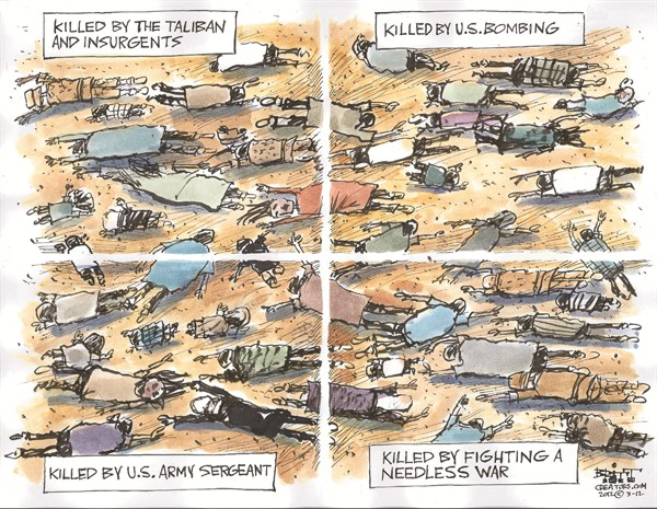 Civilians killed...