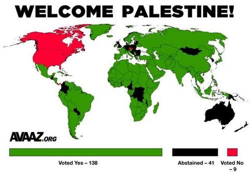 Welcome Palestine