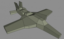 More Modelling - Fighter