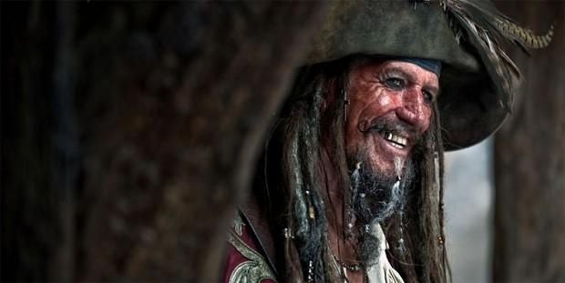 Captain Teague is back!