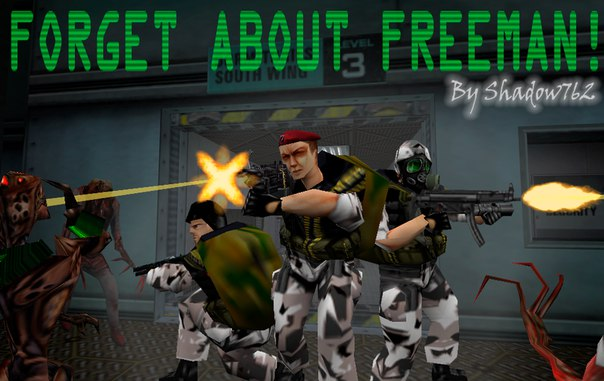 Forget about Freeman!
