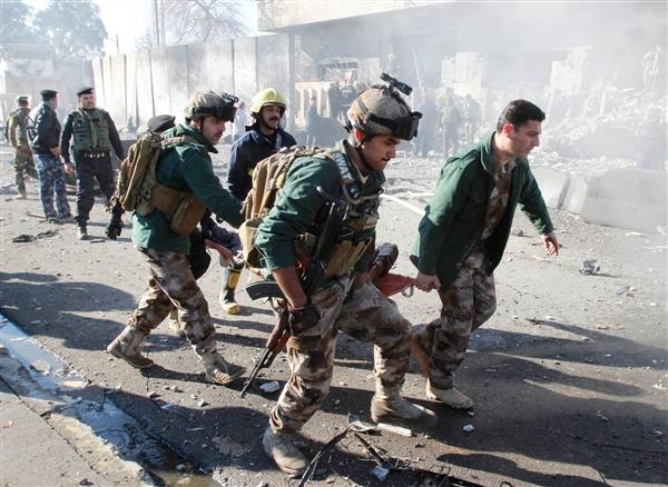 Iraqis Wearing Type 07
