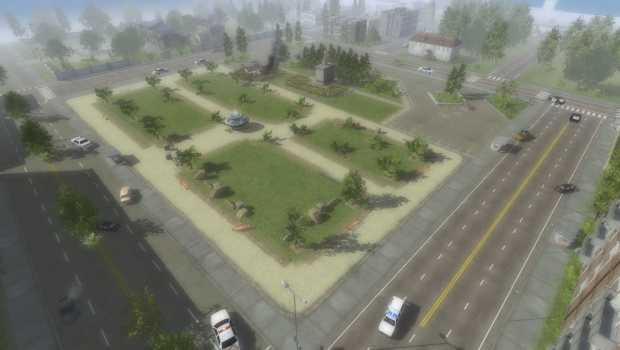 Urban Map Pack