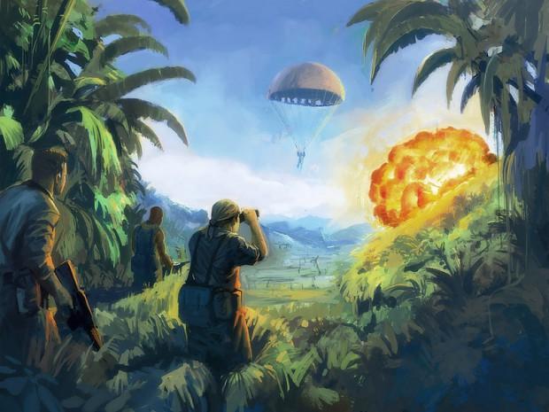 Men of war: Vietnam artworks