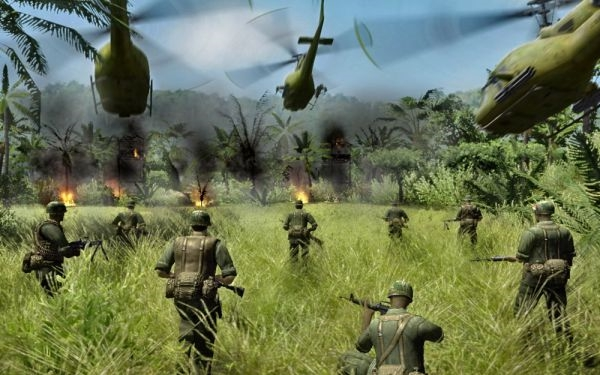 The future: Men of War: Vietnam