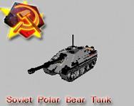 Soviet Polar Bear Tank